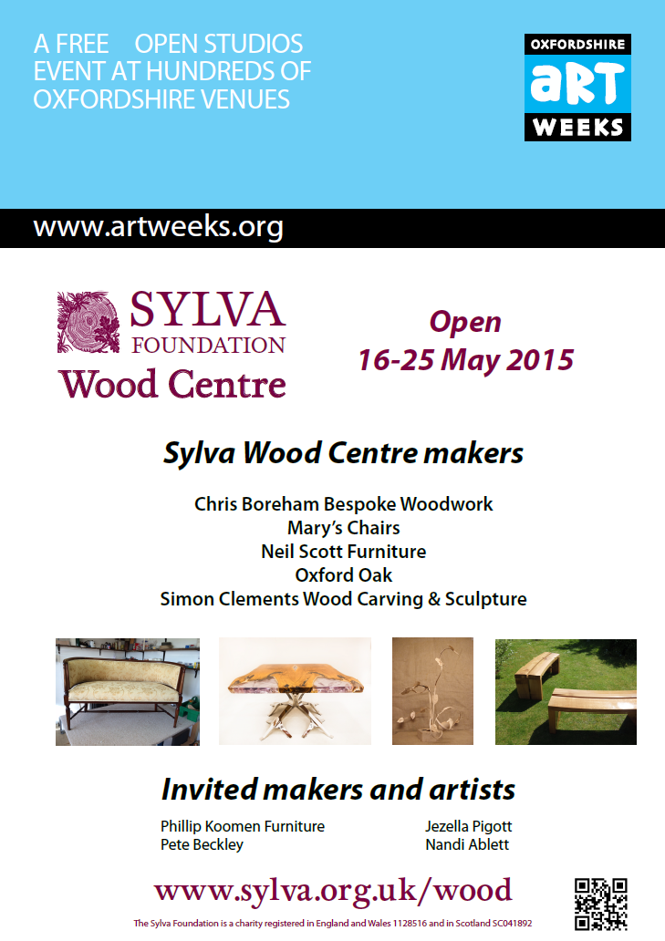 Sylva Artweeks 2015 Poster