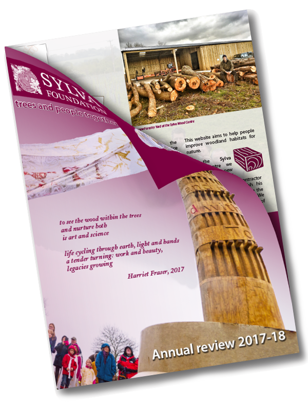Sylva Foundation Annual review 2017-18