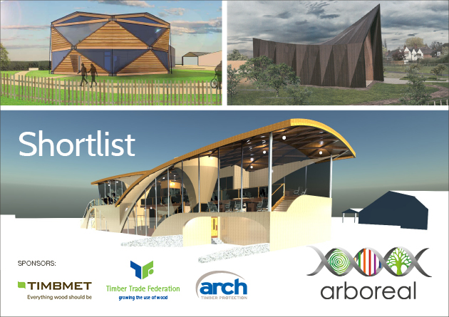 Arboreal competition shortlist