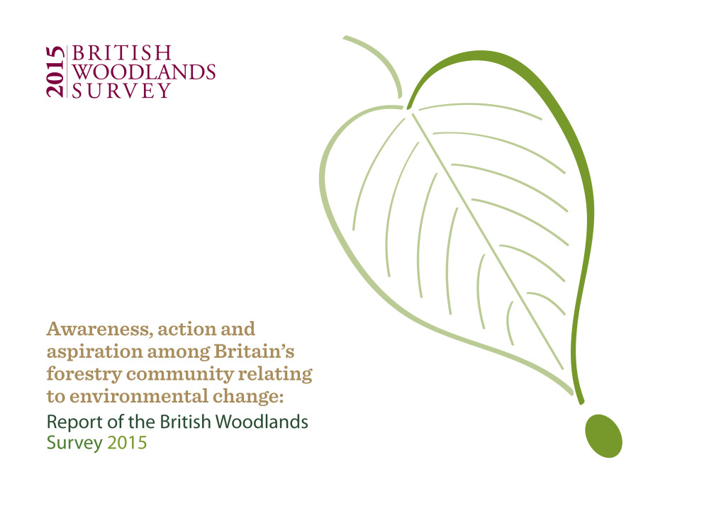 British Woodlands Survey 2015 report