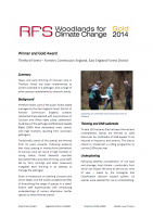 Climate Change Award 2014 case studies