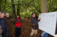 Sylva's Paul Orsi shows how a simple woodland inventory is compiled