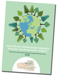Action plan for climate change adaptation of forests, woods and trees in England