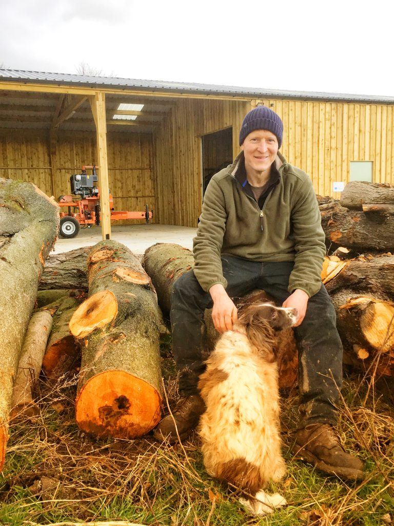 Nick Keighley - Face North Forestry
