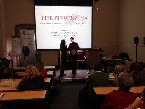 The New Sylva presentation at the Oxford Literary Festival