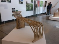 MakeIT! bench from national school competition made by Rycotewood