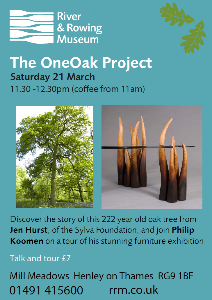 OneOak project event at the Henley River and Rowing Museum