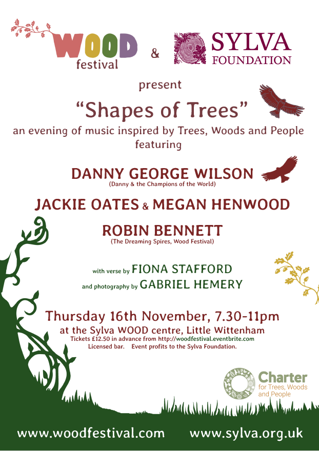 Shapes of Trees - 16th November 2017