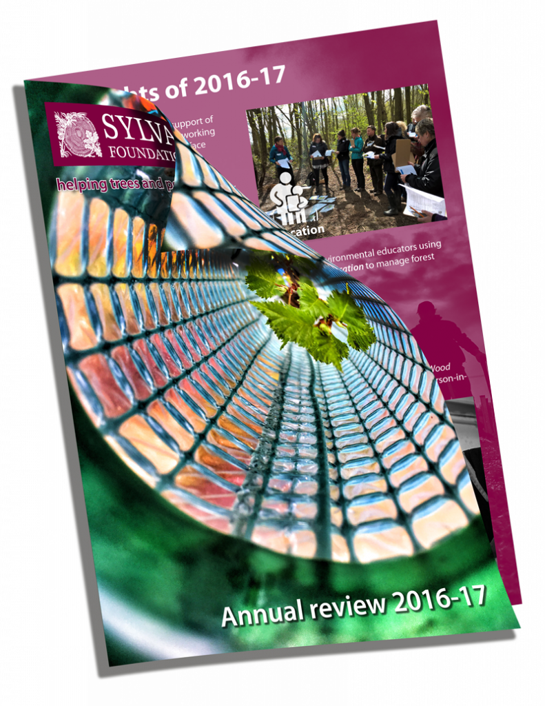 Sylva Foundation Annual Review 2016-17