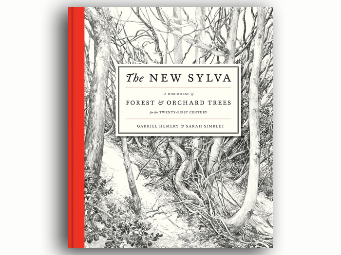 The New Sylva book