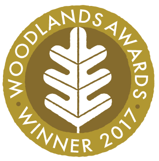 Winner 2017 Woodlands Awards