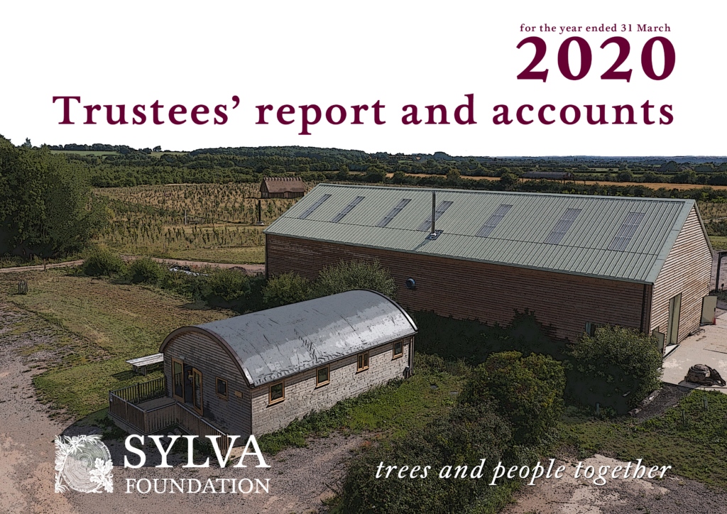 Sylva Foundation Annual Report and Accounts 2020