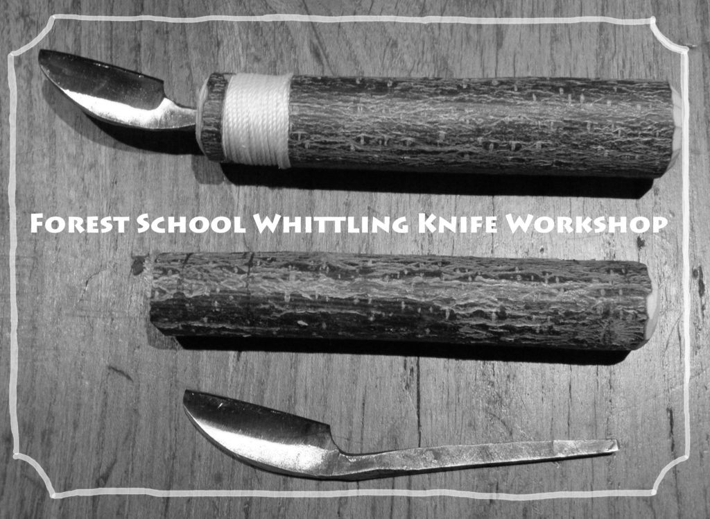 knife whittling workshop