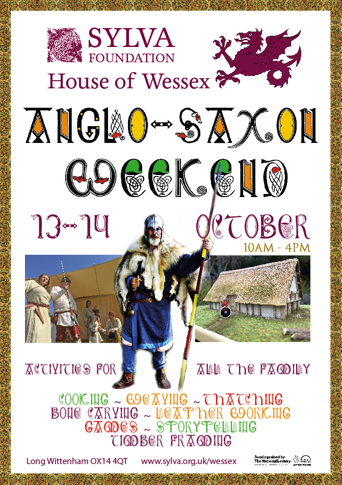 Anglo-Saxon weekend poster-image